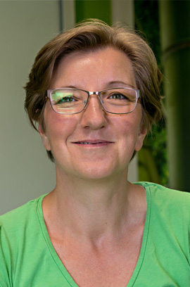 Kathrin Jenschke Portrait